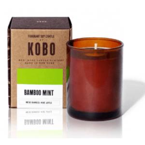 Ароматическая свеча BAMBOO MINT (компактная)