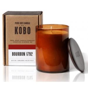 Ароматическая свеча BOURBON 1792 (большая)